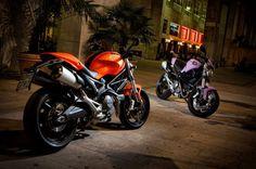 Ducati Monster 696 Wallpapers