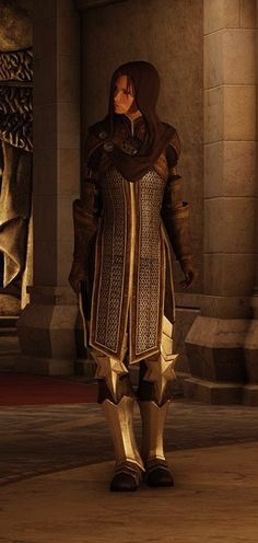 leliana dragon age inquisition costume breakdown