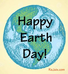 Take a moment to celebrate the Earth...