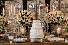 decoração casamento com chuva de prata - Pesquisa Google