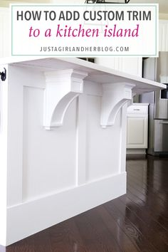 10 best kitchen island trim images in 2019 diy ideas for home rh pinterest com