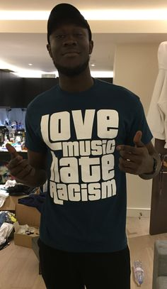 Coldplay, Stormzy And Ed Sheeran Back The 'Love Music Hate Racism' Campaign -
