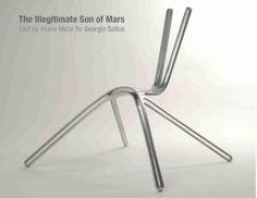 The Illegitimate Son of Mars - Heavy Metal for Georigo Saltos, Milan Furniture Fair. Milan Furniture, Metal Workshop, Bronze Sculpture, Heavy Metal, Mars, It Cast, Graphics, Heavy Metal Music, March