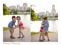 Siblings, kids pose, Bethany F Photography