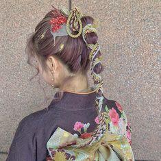 Creative Hairstyles, Cute Hairstyles, Wedding Hairstyles, Hair Arrange, Editorial Hair, Hair Setting, Christmas Hair, Aesthetic Hair, Grunge Hair