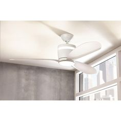 Home Decorators Collection Federigo 48 In Led Indoor Brushed Nickel Ceiling Fan Ceiling Fan