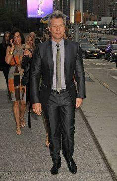 handsome, gorgeous, awesome Jon Bon Jovi