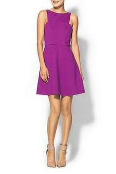 Sleeveless Flirty Dress