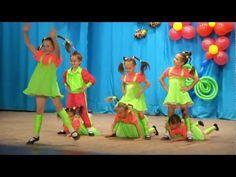 "Танец ""Радуга желаний"" (Видео Валерии Вержаковой) - YouTube"