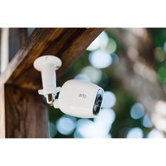 Arlo Pro 2 1080P HD Security Camera System VMS4230P - 2 Wire-Free Rechargeable Battery Cameras with Two-Way Audio, Indoor/Outdoor, Night Vision, Motion Detection, Activity Zones, 3-Second Look Back - Walmart.com - Walmart.com Wireless Home Security Cameras, Home Security Tips, Wireless Home Security Systems, House Security, Security Products, Video Security, Wireless Camera, Security Surveillance, Security Alarm