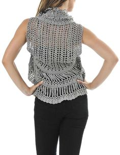 Crochet vest | Crinochet: All about Crochet Vests
