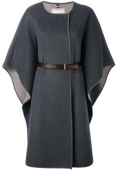 Fabiana Filippi belted cape