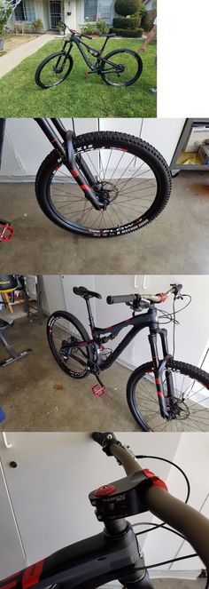 Bicycles 177831: 2016 Intense Carbine 29C Pro Build Carbon Mountain Bike - Small Frame Size -> BUY IT NOW ONLY: $4099 on eBay!