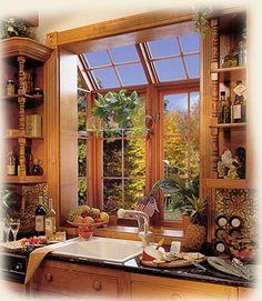 Bay Window Kitchen. . . Bow Window Kitchen Traditional Image Ideas on bay window drapery ideas, bay window curtains for kitchen, bay window treatment ideas for kitchen,
