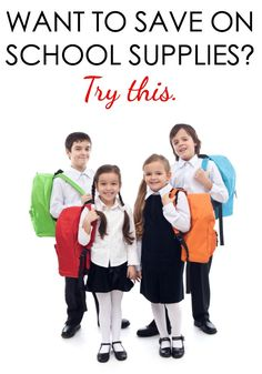 Looking for ways to save on back to school shopping this year? Try this. It's super easy to find out where to spend on school shopping and where to save.