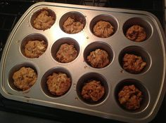 Apple and peanut butter grain free recipe for dog treats.