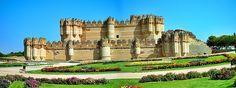 Castillo de Coca - Segovia - Spain