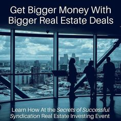 The Secrets of Successful Syndication Registration: https://realestateguysradio.com/events/how-to-raise-money-for-real-estate-investing/ #TheRealEstateGuys #RealEstateInvesting #SecretsOfSuccessfulSyndication