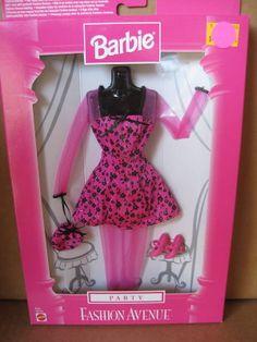 Barbie Fashion Avenue Party