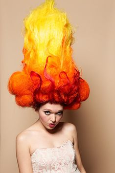 The Flame Macaroni Dandy Style wig heat miser Pretty Halloween, Halloween Makeup Looks, Easy Halloween, Tiger Halloween, Group Halloween, Couple Halloween, Halloween Halloween, Easy Hairstyles, Halloween Hairstyles