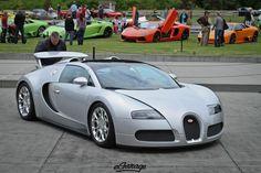 Chateau Ste. Michelle #Bugatti Veyron
