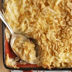 Heart-Healthy Cheesy Potatoes