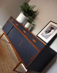 Sideboard/buffet. Charcoal.