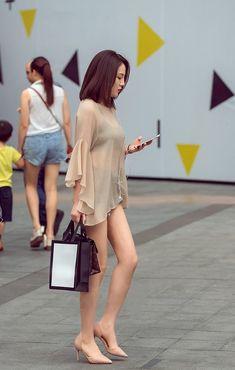 Beautiful Young Lady, Beautiful Asian Women, Korean Beauty, Asian Beauty, Asian Street Style, Jolie Lingerie, Look Girl, Cute Japanese Girl, Sexy Asian Girls