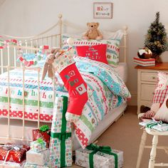 juego-cama-navidad