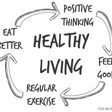 Image result for healthy living