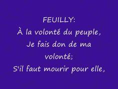 1-18 A la volonté du peuple Les Misérables with Lyrics - YouTube