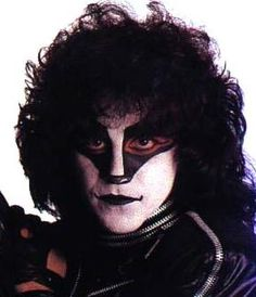 Eric Carr of Kiss 7/12/50 11/24/91