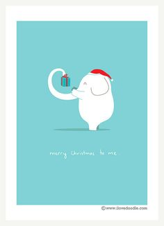 Lonely Christmas by ILoveDoodle, via Flickr