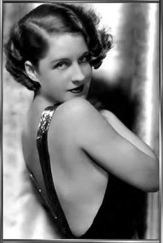 Norma Shearer (August 10, 1902 – June 12, 1983). If you've never seen the 1938 movie 'Marie Antoinette', it is worth renting on DVD. Shearer is wonderful as the title character.