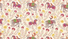 Pattern #21035 - 215 | John Robshaw Collection | Duralee Fabric by Duralee