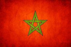Download wallpapers Moroccan flag 8dab57e83b6c