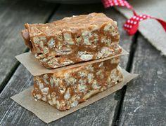 Almond and Honey Turrón (Turrón de miel y almendras)