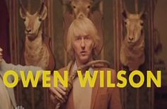 "The Midnight Coterie of Sinister Intruders: trailer for a faux Wes Anderson horror movie, by SNL.  ""Starring host Edward Norton as Owen Wilson playing the lead character, the trailer ... included references to The Royal Tenenbaums, Fantastic Mr. Fox, Moonrise Kingdom, and Rushmore."""