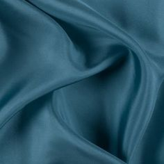 China silk (also known as habotai) made especially for Mood. A lightweight, plain weave silk that works well for linings, as accent pieces, and as garments like blouses and lingerie. Available in 96 attractive shades.