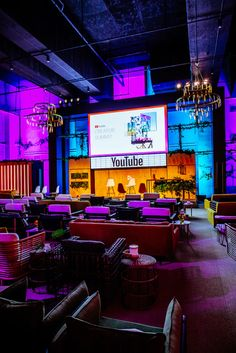 List of winners of the BizBash Event Style Awards 2019 - corporate event decoration Outdoor Graduation Parties, Corporate Event Design, Design Social, Presentation Layout, Event Services, Stage Design, Award Winner, Event Styling, Event Decor