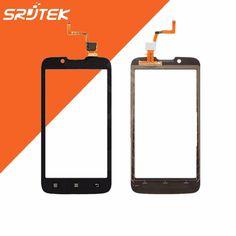 Wysokiej jakości czarny panel dotykowy ekran dotykowy digitizer wymiana dla lenovo a328 dla lenovo a328 telefon darmowa wysyłka