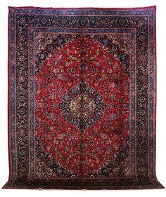 Tapete Kashmar - 3,85m x 2,95m - R$ 5.850
