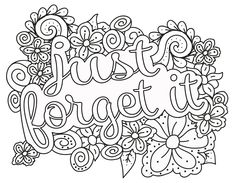 Stress relief coloring pages to help you find your Zen
