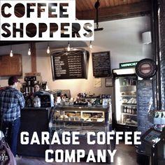 Garage Coffee Company Nashville Coffee Shop Review