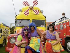 Variety Bash rolls in to town - Opotiki News Food Truck, My Boys, Rolls, News, Outdoor, Templates, Outdoors, Mobile Food Cart, Buns