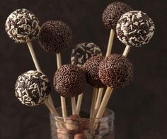 schoko cake pops recipe cake pop cakepops and cake. Black Bedroom Furniture Sets. Home Design Ideas
