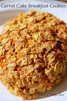 Recipes Breakfast Cookies Low Fat Carrot Cake Breakfast Cookies (THM E) Breakfast Cookies, Low Carb Breakfast, Breakfast Recipes, Breakfast Ideas, Low Fat Carrot Cake, Trim Healthy Mama Diet, Low Fat Diet Plan, Brunch, Low Carbohydrate Diet
