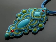 модо сутажные украшения: 8 тыс изображений найдено в Яндекс.Картинках Soutache Pendant, Shibori, Turquoise Bracelet, Jewelery, Creations, Handmade Jewelry, Pendants, Bracelets, Genie
