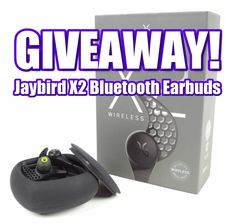 #Jaybird X2 #Bluetooth #Earbuds International #Giveaway!