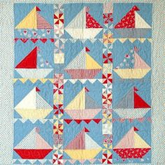 QuiltBee: Whatever Floats Your Boat